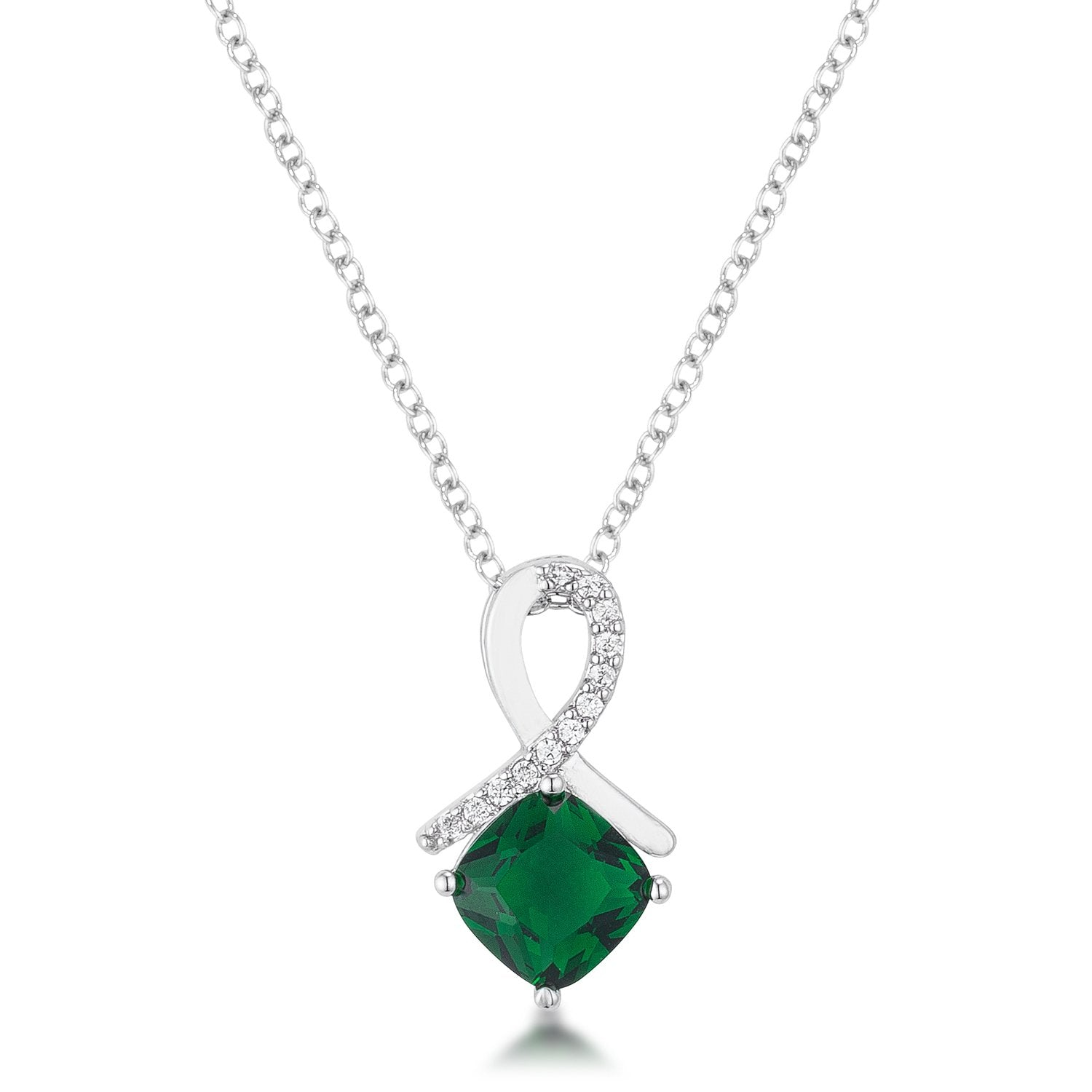 prasiolite halo ladies with cushion green in diamonds rose diamond cut gold necklace amethyst and pendant image