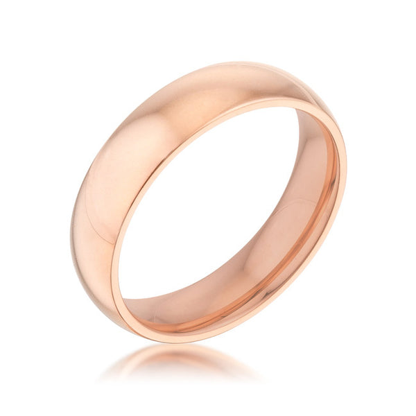 5 mm IPG Rose Goldtone Stainless Steel Band [ clone ]