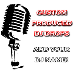 Add Your DJ Name - Produced Drops