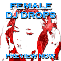 Female DJ Drops