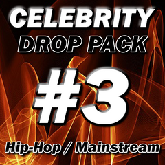 Produced DJ Drop Packs