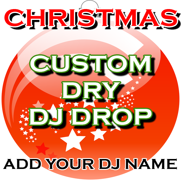 Holidays DJ Drop - Happy Holidays