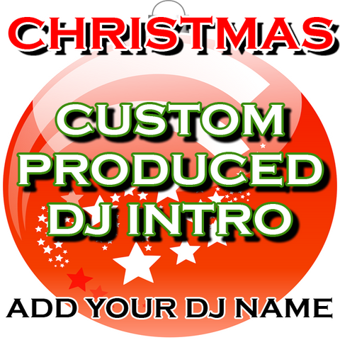 DJ Drops 24/7 - Christmas DJ Intro - Holiday Emergency