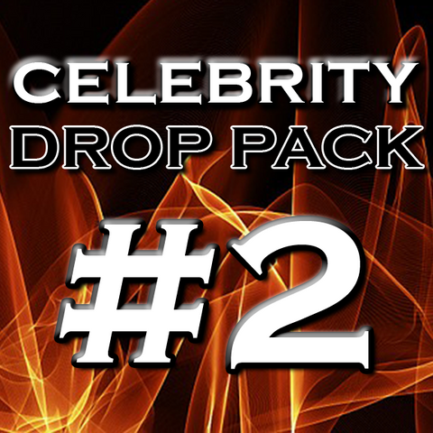 Celebrity DJ Drops Pack #2