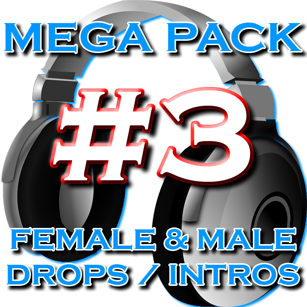 DJ Drops 24/7 - Mega Pack #3