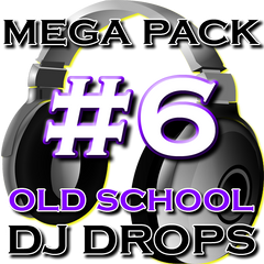 Old School DJ Drops