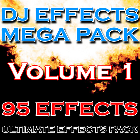 DJ Effects Mega Pack - Volume 1