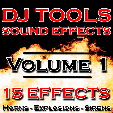 DJ Sound Effects Pack #1