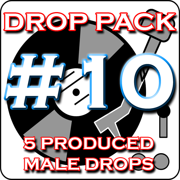 Custom DJ Drops Pack #10