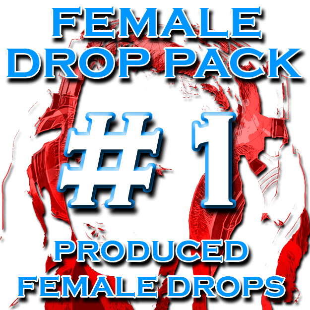 DJ Drops 24/7 - Female DJ Drop Pack #1