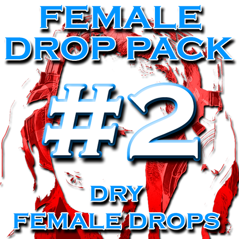 DJ Drops 24/7 - Female Drop Pack #2