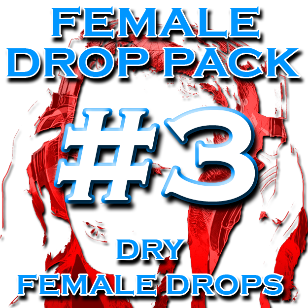 DJ Drops 24/7 - Female DJ Drop Pack #3