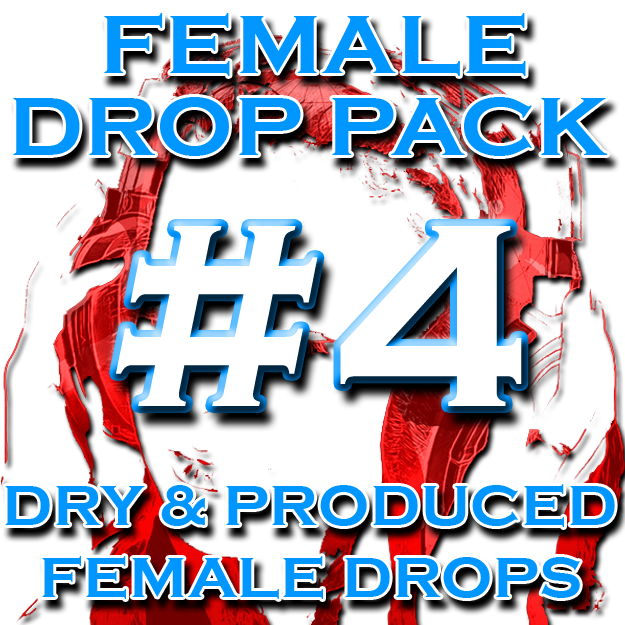 Female DJ Drops - Female Drop Pack #4