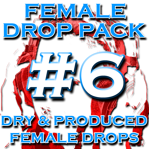 Female DJ Drops Pack #6