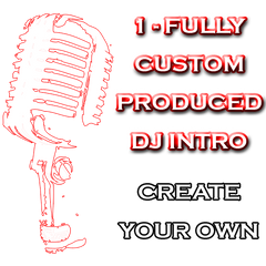 Fully Custom DJ Intros
