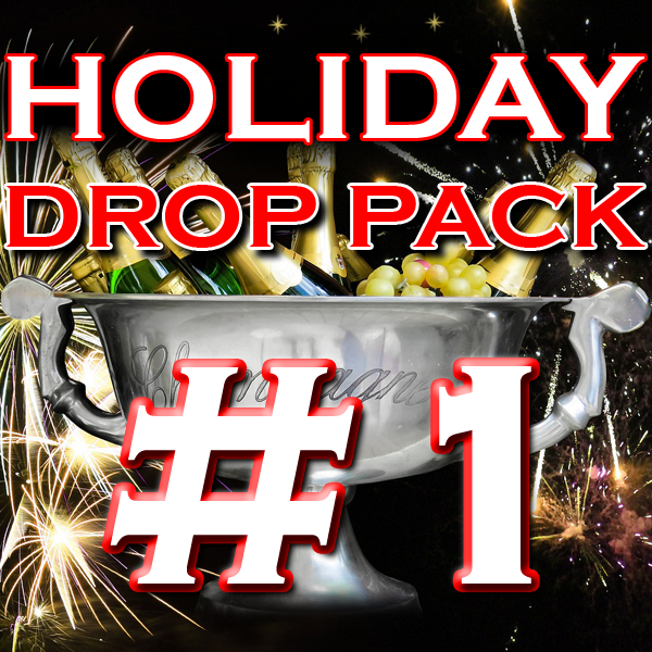 Holiday DJ Drop Pack #1