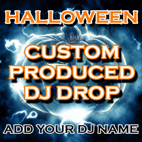Halloween DJ Drop - Scary Good