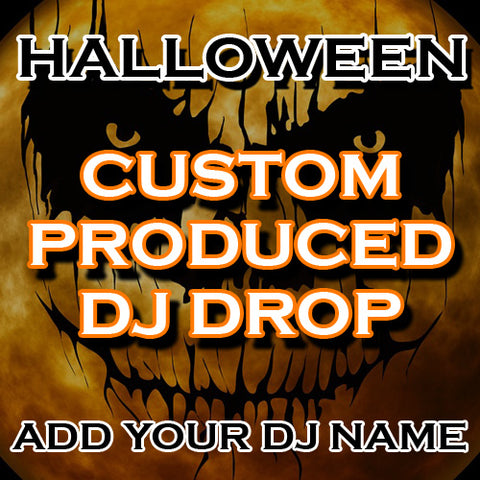 Halloween DJ Drop - Job Done