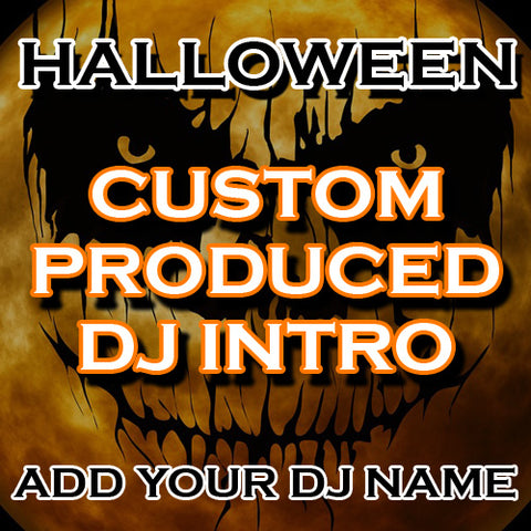 Halloween DJ Intro - Nightmares