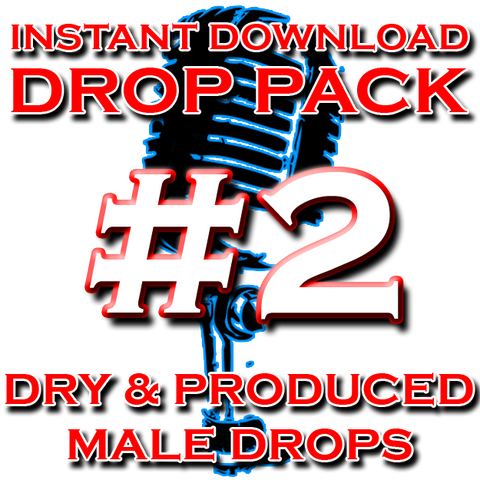 DJ Drops 24/7 - Instant Download DJ Drop Pack #2