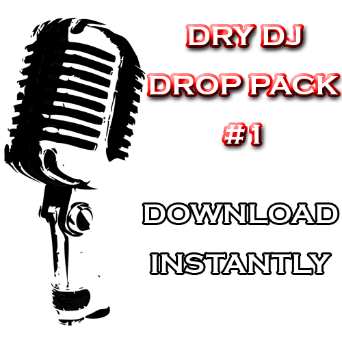 DJ Drops 24/7 - Instant Download DJ Drop Pack #1