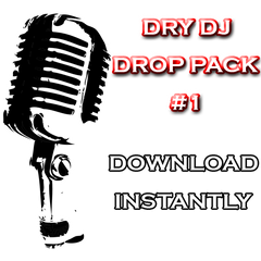 Instant Download DJ Drop and DJ Tools Packs