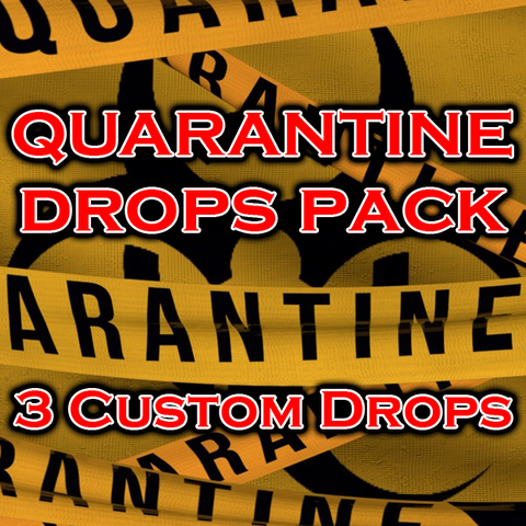 Quarantine DJ Drops Pack