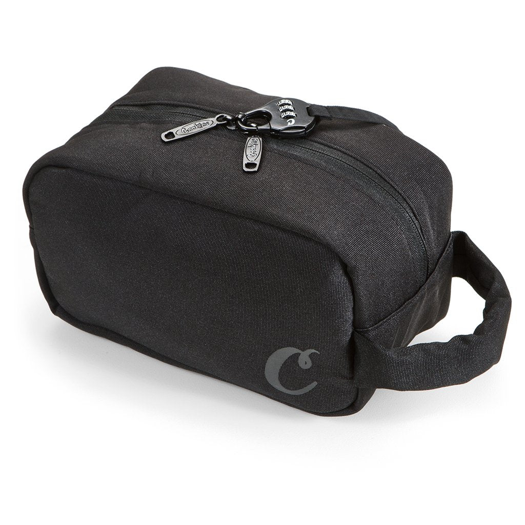 Cookies Smell Proof Toiletry Bag (BLK)