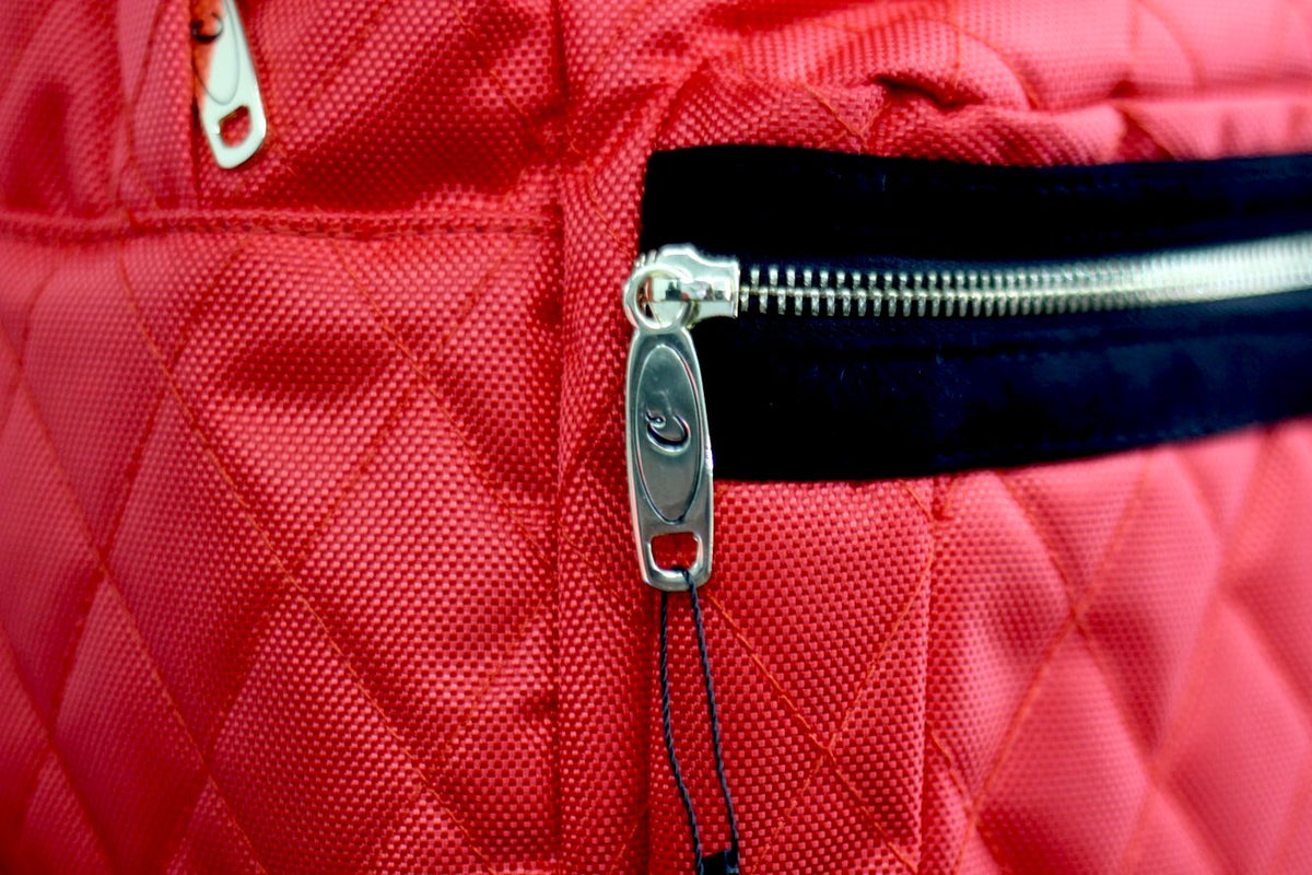 Cookies V3 Quilted Backpack (RED)