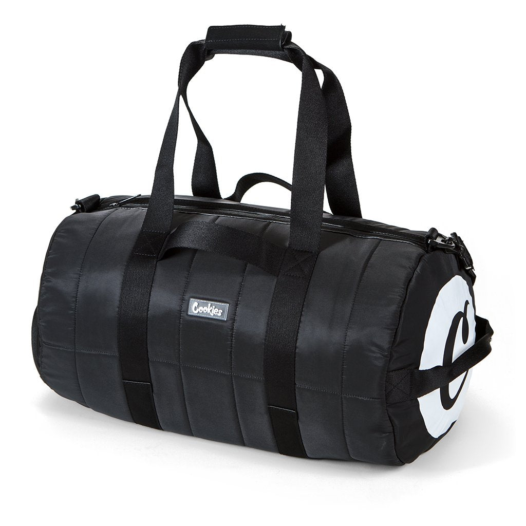 "Apex Sofy ""Smell Proof"" Duffel Bag (BLK)"