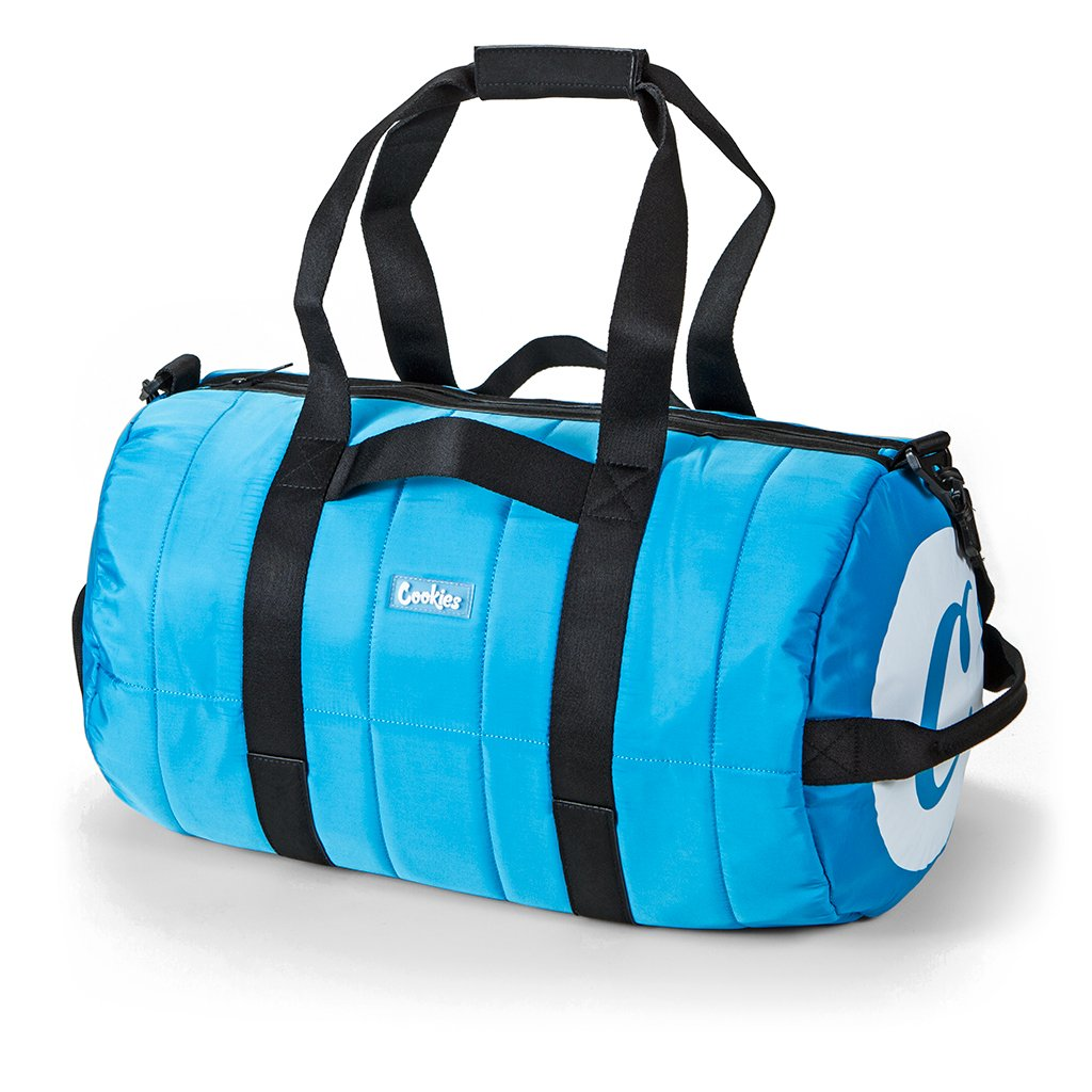 "Apex Sofy ""Smell Proof"" Duffel Bag (BLU)"