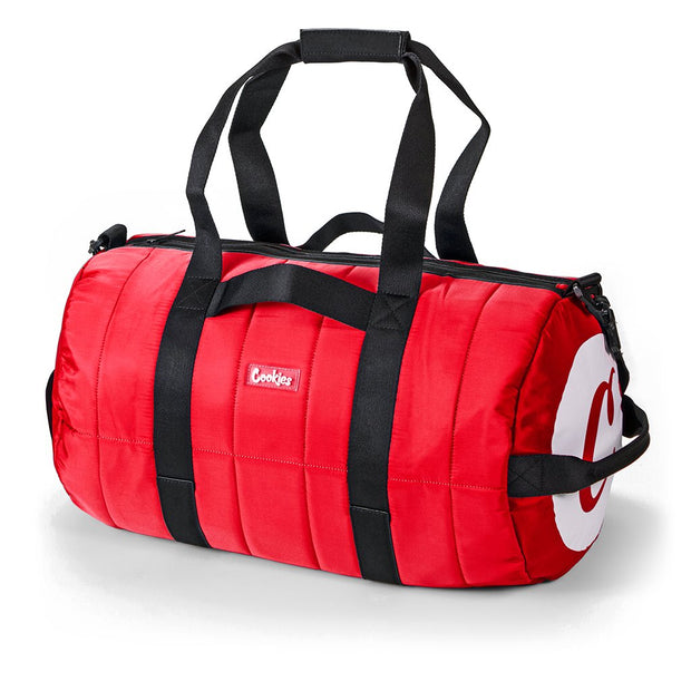 "Apex Sofy ""Smell Proof"" Duffel Bag (RED)"