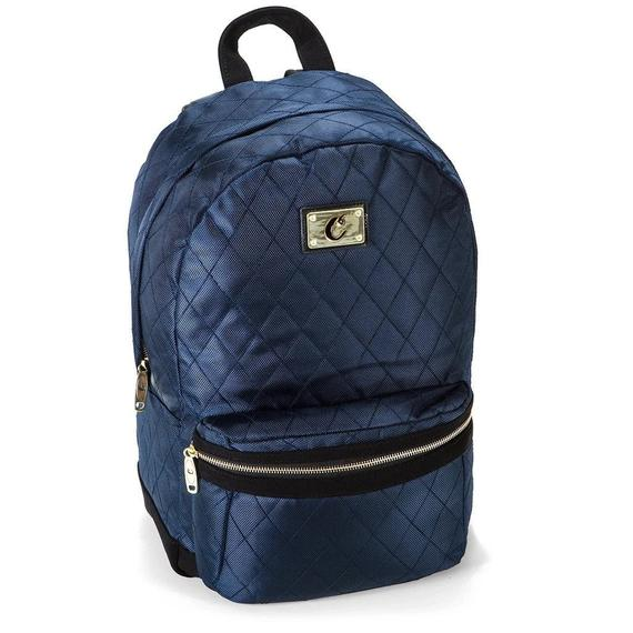 Cookies V3 Quilted Backpack (Navy)