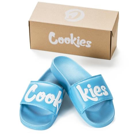 Cookies Mint Logo Slides (BLU)