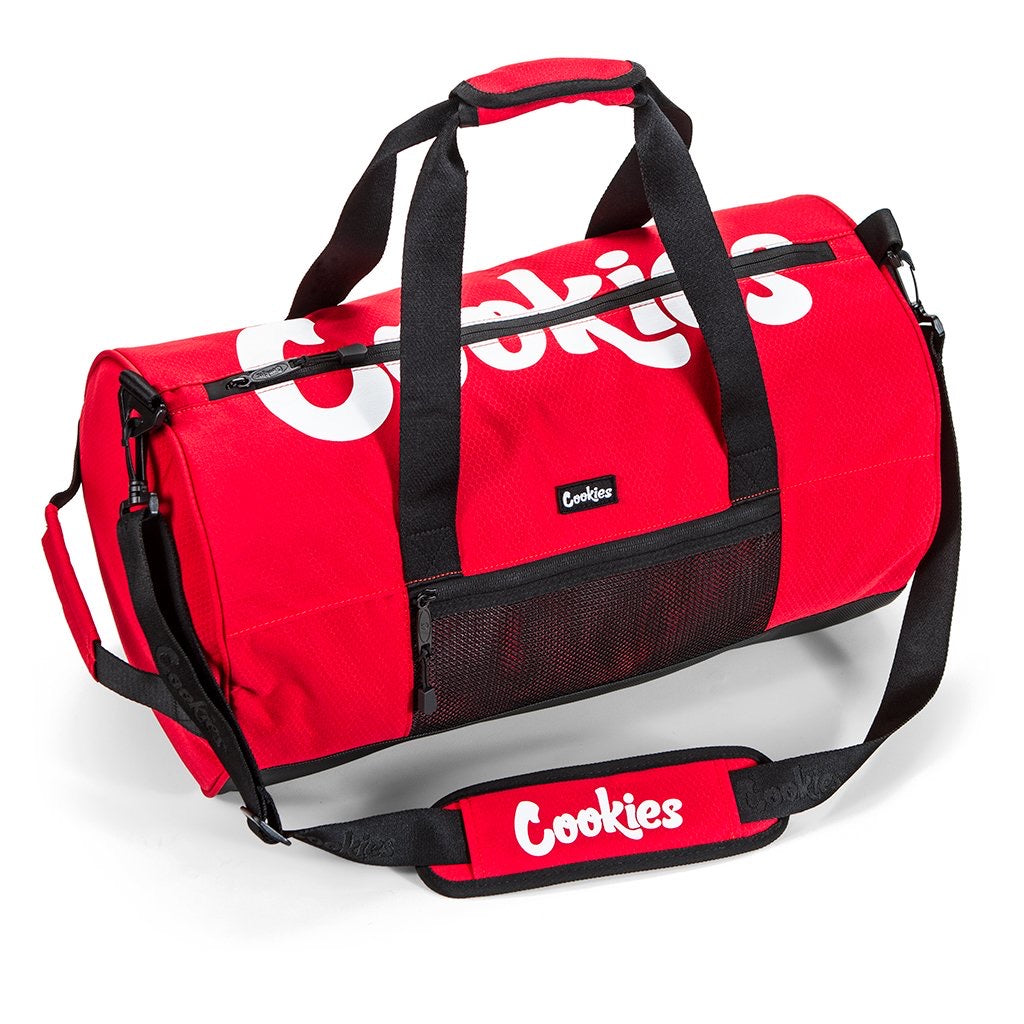 Summit Ripstop Duffel Bag (RED)