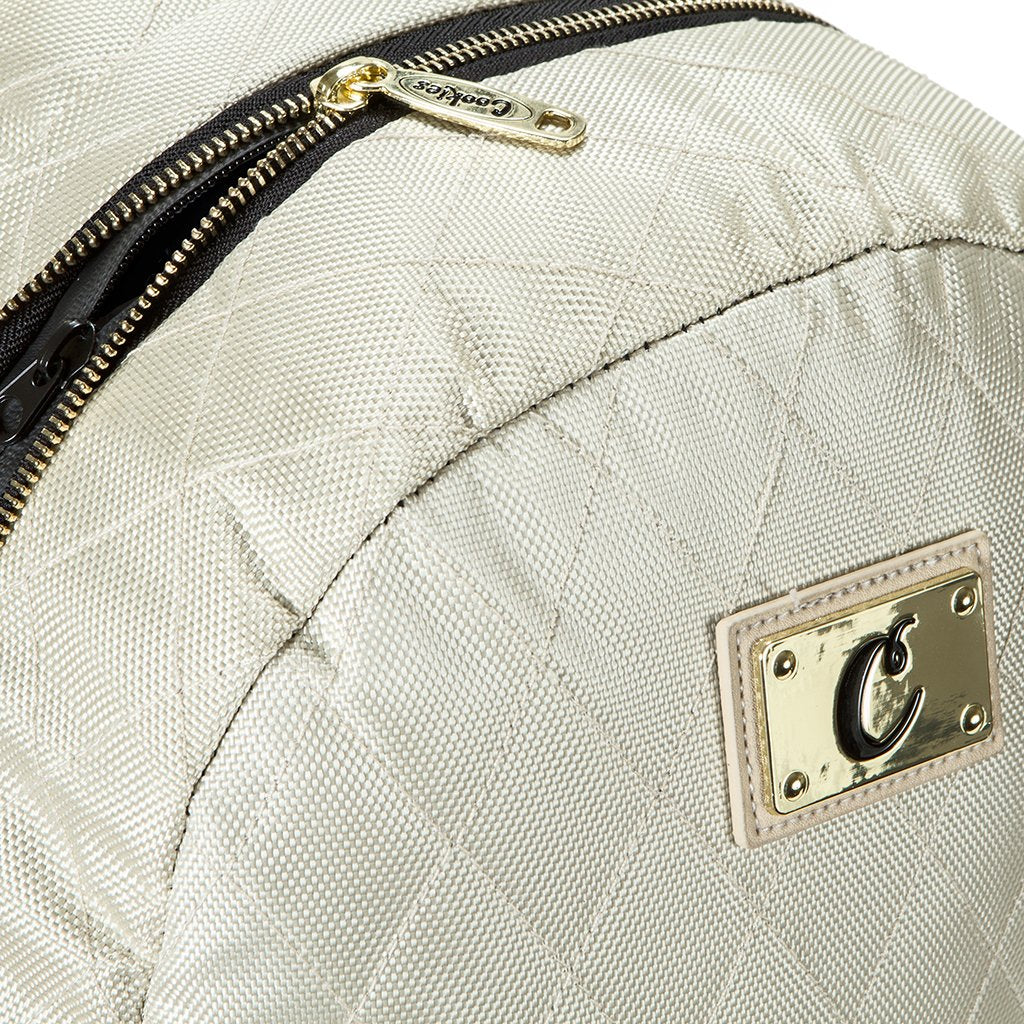"Cookies ""V3"" Quilted Smell Proof Backpack"