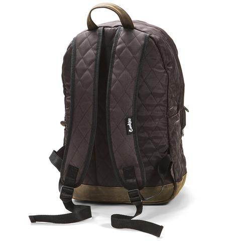 Cookies V2 Smell Proof Backpack (BROWN)