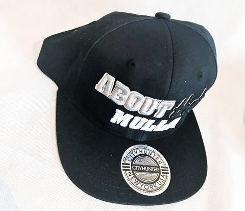 About that MULLA Snapback hat. - sky williams collections