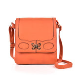 Fashion Patchwork Metal Butterfly Crossbody Bags (More Colours Available) - sky williams collections