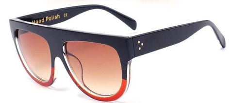 Dolly Oversize Sunglass (3 colours available) - sky williams collections