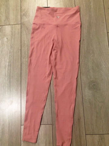 Pink Align Compression Pants - sky williams collections