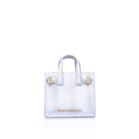 Snake Micro London Tote Bag - sky williams collections