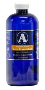 32 oz Germanium Supplement by Angstrom Minerals 100 ppm