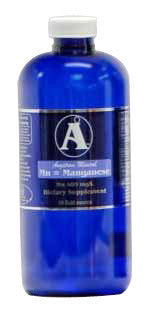 16 oz Angstrom Manganese Supplement 400 ppm,