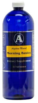 32 oz Morning Basics Mineral Blend by Angstrom Minerals