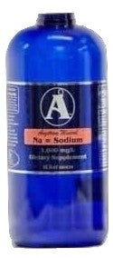 16 oz Angstrom Sodium Supplement 1000 ppm