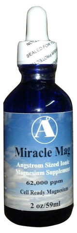 Magnesium Supplement  Miracle Mag 2 oz