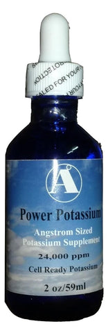 Potassium  Supplement Power Potassium 2 oz