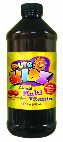 Kids Liquid Multi-vitamin by Pure Kids