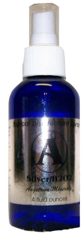 Buy Silver with Hydrogen Peroxide Spray by Angstrom Minerals